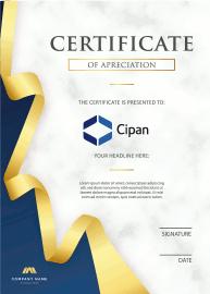 Certificate CIPAn cibiq 2019