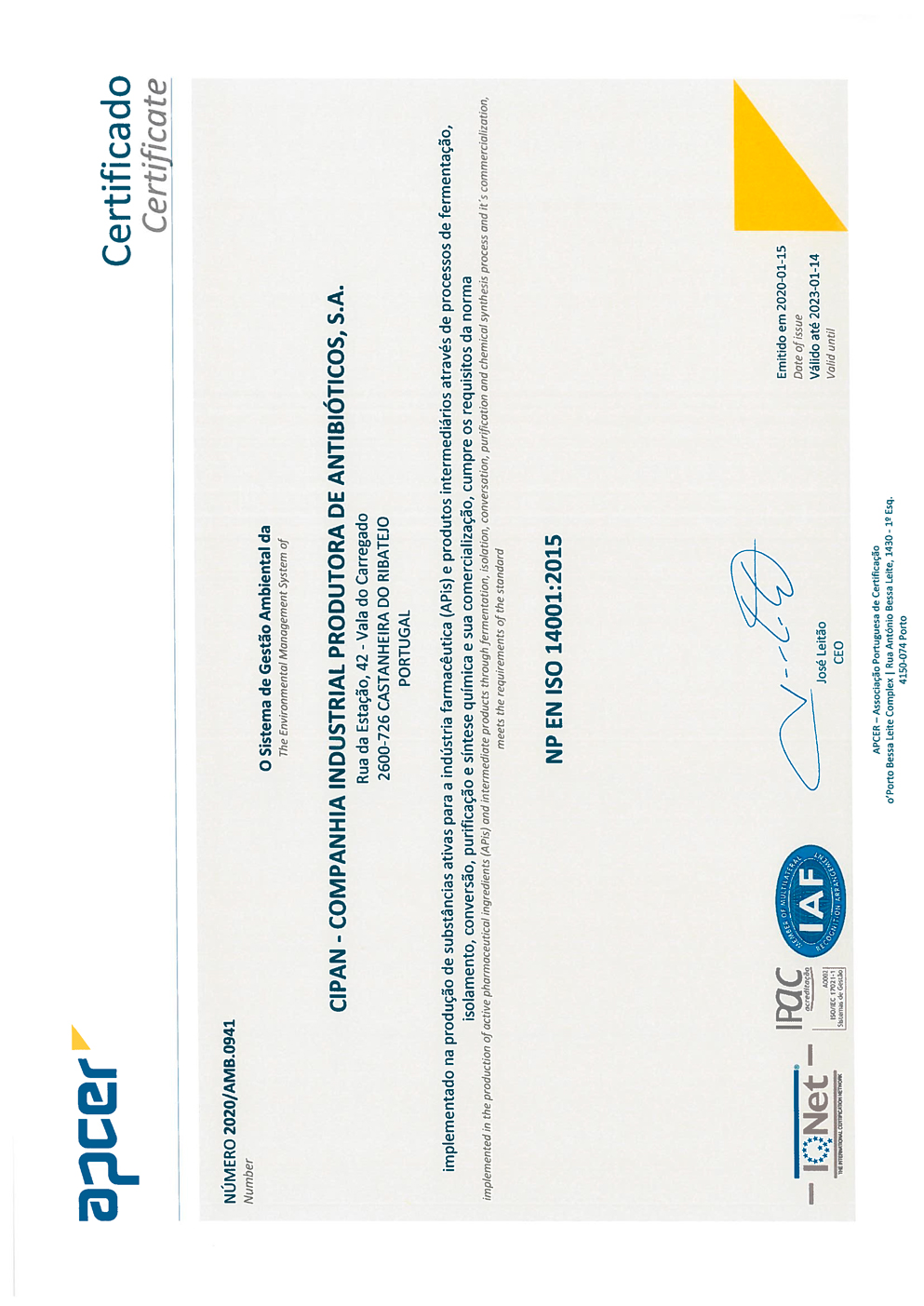 Certificate-ISO9001-1